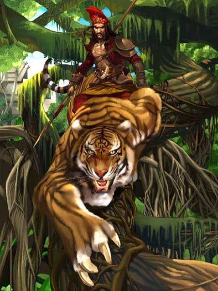 Konkurrenceindlæg #                                        27                                      for                                         Fantasy Card Game Art - Contest 8 (spells)