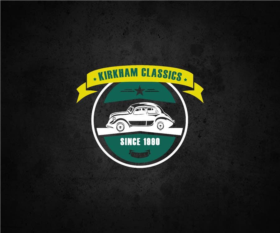 Konkurrenceindlæg #                                        37                                      for                                         Design a Logo for a Classic Car Company
