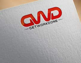 #7 para Design a Logo for Get Work Done por LincoF