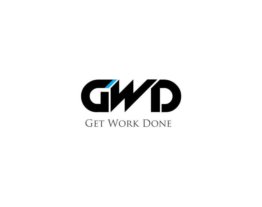 Konkurrenceindlæg #43 for Design a Logo for Get Work Done