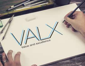 #244 for Design a Logo for Valx by Xakephp