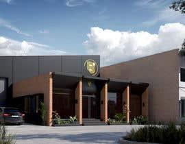 Nro 28 kilpailuun Warehouse Architectural Render Facade käyttäjältä farouqirfan