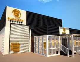 Nro 18 kilpailuun Warehouse Architectural Render Facade käyttäjältä moustafamoha
