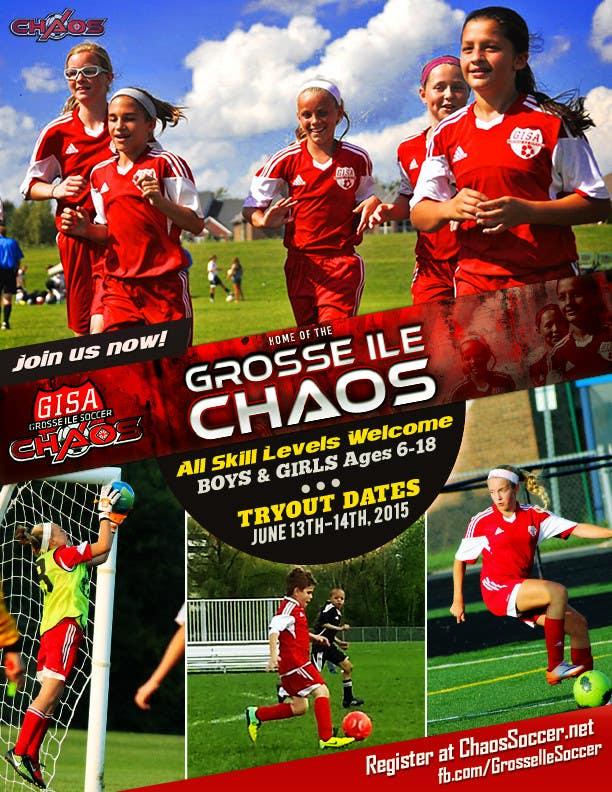 Konkurrenceindlæg #                                        10                                      for                                         Alter a Image for youth soccer flyer