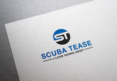 #23 for Design A Logo For ScubaTease.com by sdartdesign