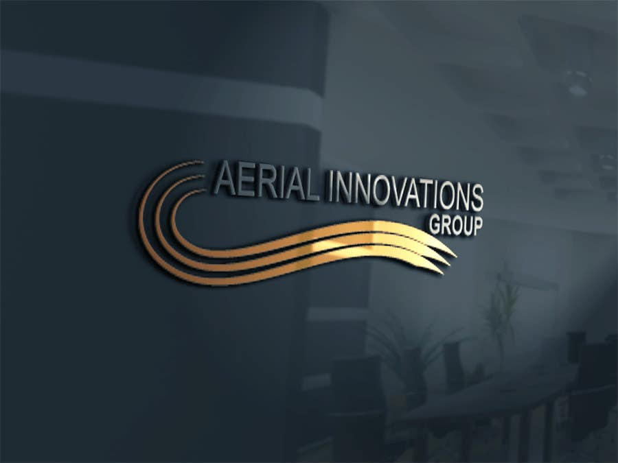 Konkurrenceindlæg #277 for Design a Logo for Aerial Innovations Group