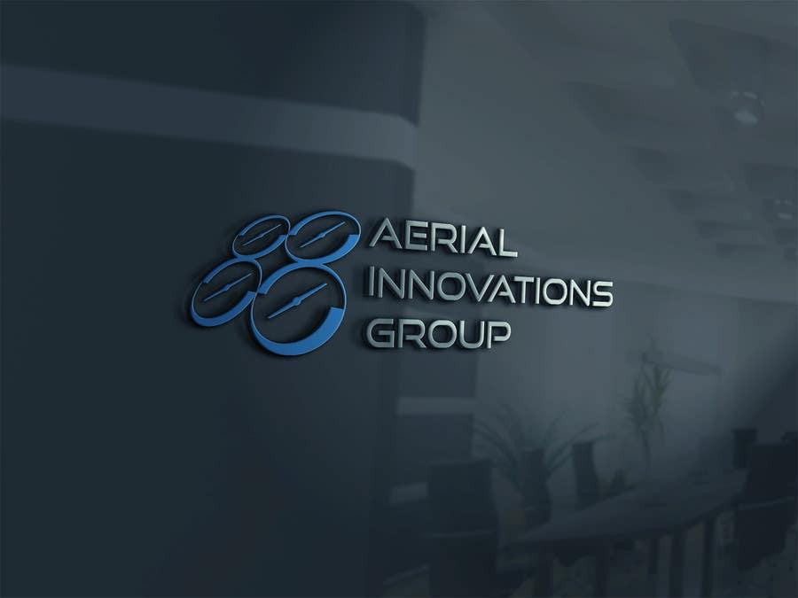 Konkurrenceindlæg #316 for Design a Logo for Aerial Innovations Group