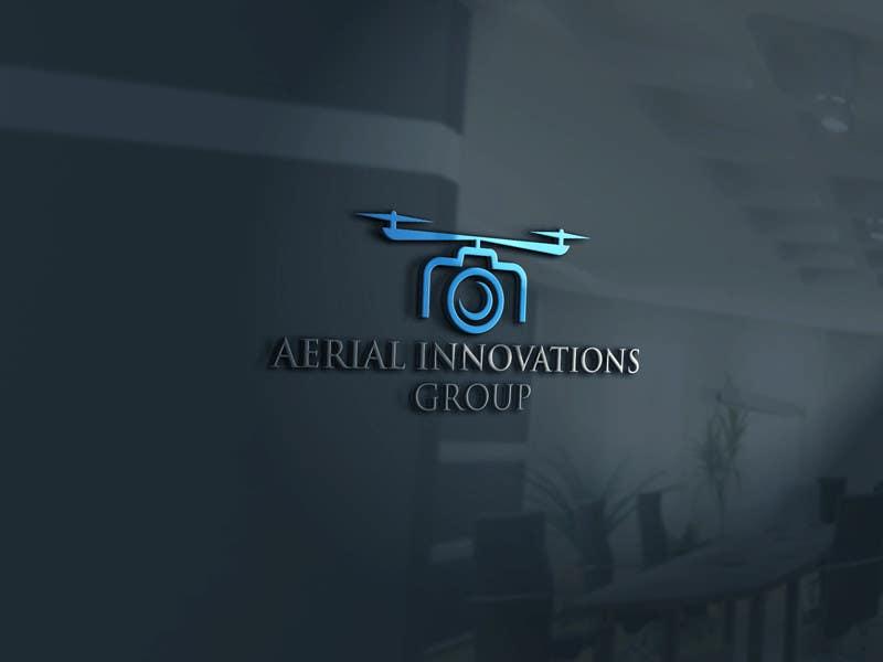 Konkurrenceindlæg #352 for Design a Logo for Aerial Innovations Group