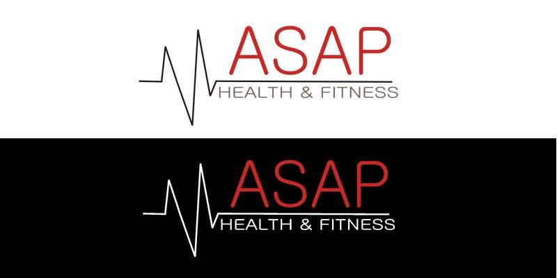 Konkurrenceindlæg #                                        25                                      for                                         Design a Logo for Health and Fitness Trainer