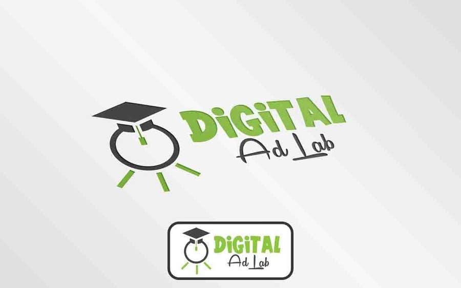 Contest Entry #                                        100                                      for                                         Digital AdLab Logo Design
