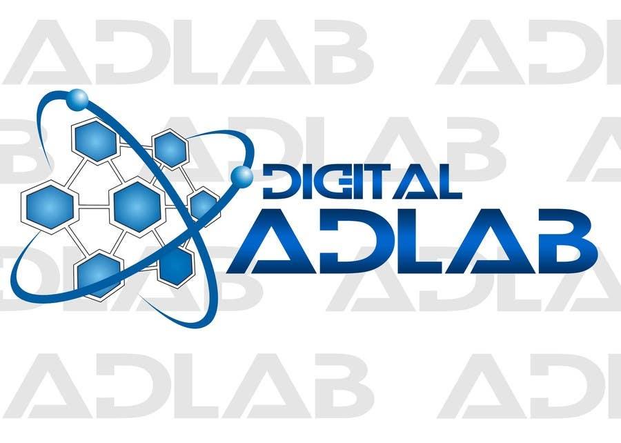 Inscrição nº 9 do Concurso para Digital AdLab Logo Design