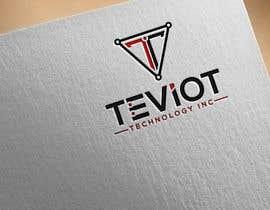 nasrinakter33198 tarafından Logo Design for Teviot Technology Inc. için no 369