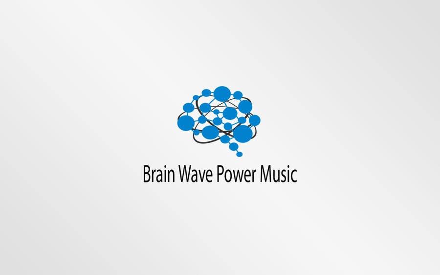 Inscrição nº 14 do Concurso para Design a Logo for Brainwave Power Music
