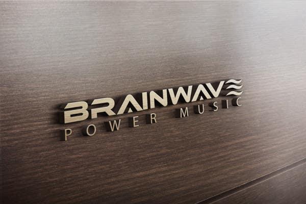 Konkurrenceindlæg #21 for Design a Logo for Brainwave Power Music