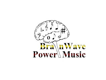 Konkurrenceindlæg #43 for Design a Logo for Brainwave Power Music