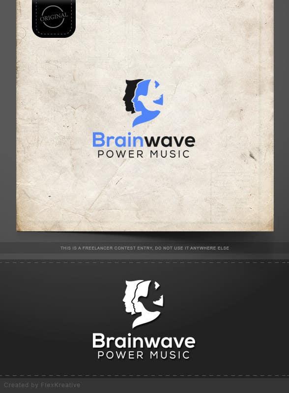 Konkurrenceindlæg #35 for Design a Logo for Brainwave Power Music