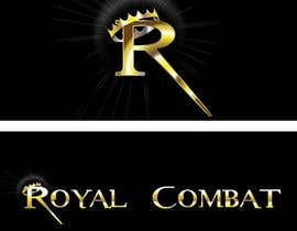 #41 para Design a Logo for Gold Medal Games and Royal Combat por flowkai