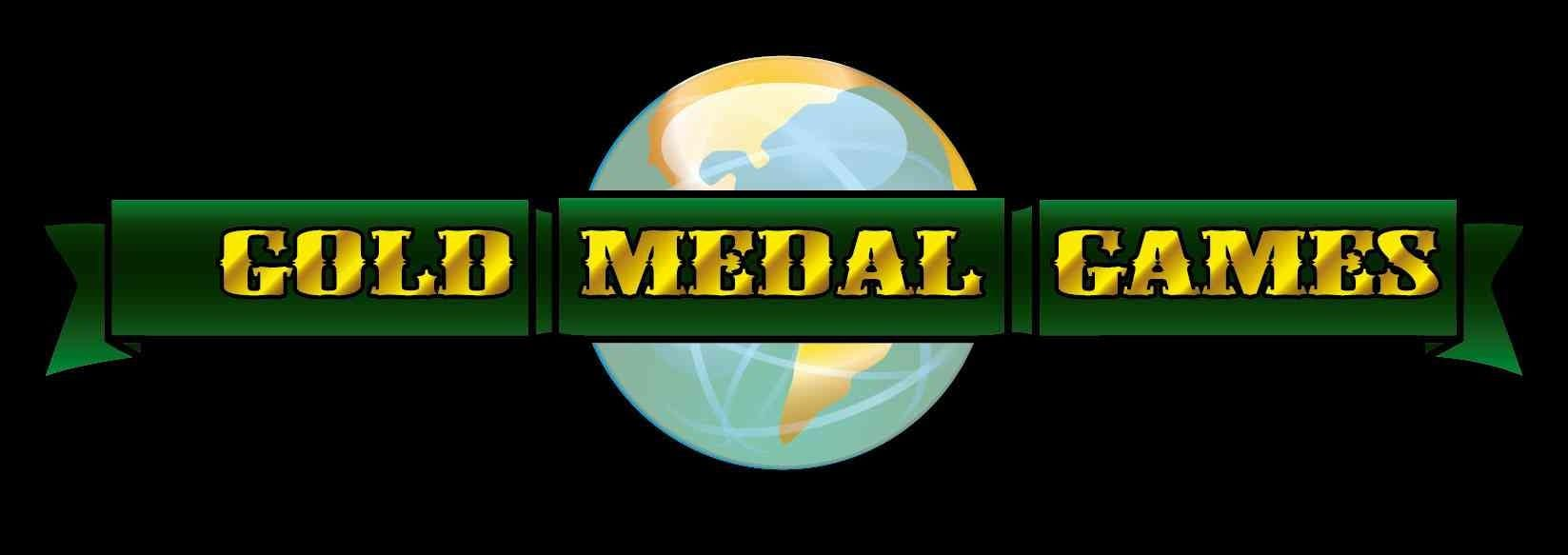 Contest Entry #                                        43                                      for                                         Design a Logo for Gold Medal Games and Royal Combat