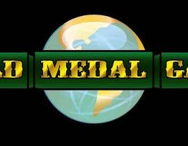 #43 para Design a Logo for Gold Medal Games and Royal Combat por flowkai