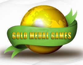 #35 para Design a Logo for Gold Medal Games and Royal Combat por nitinjangid1995