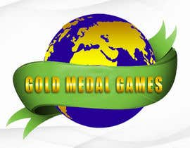 #37 para Design a Logo for Gold Medal Games and Royal Combat por nitinjangid1995