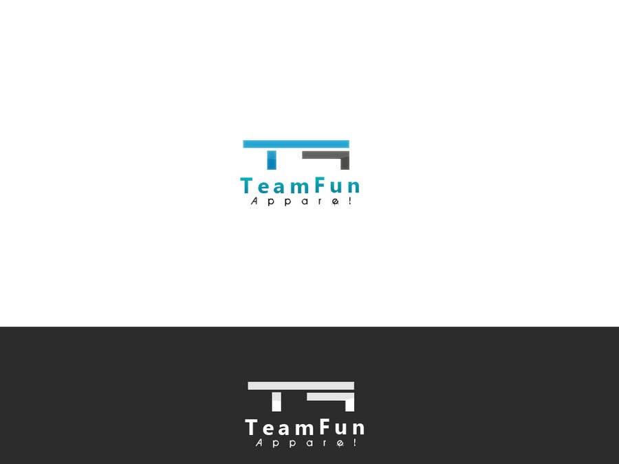 Inscrição nº                                         32                                      do Concurso para                                         Logo Design for TeamFanApparel.com