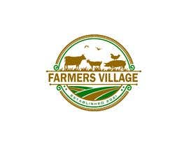 #141 para Farmers Village Logo por mrwork003