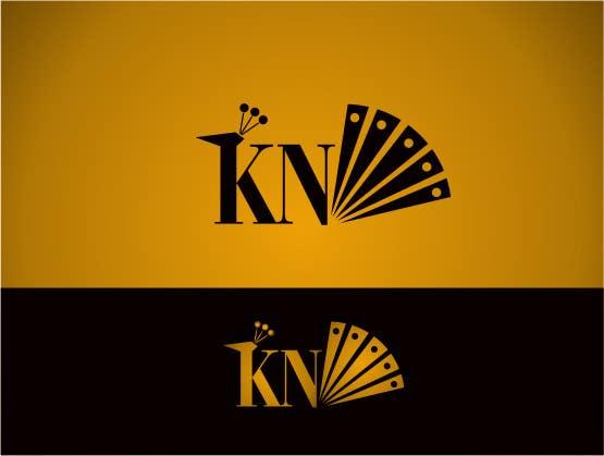 Kilpailutyö #11 kilpailussa Logo Design for KN