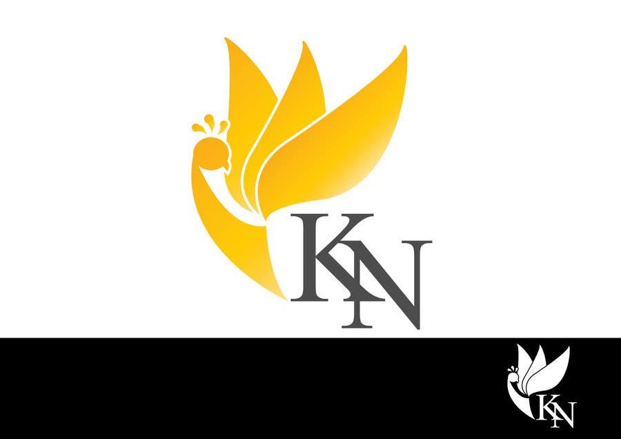 Kilpailutyö #3 kilpailussa Logo Design for KN