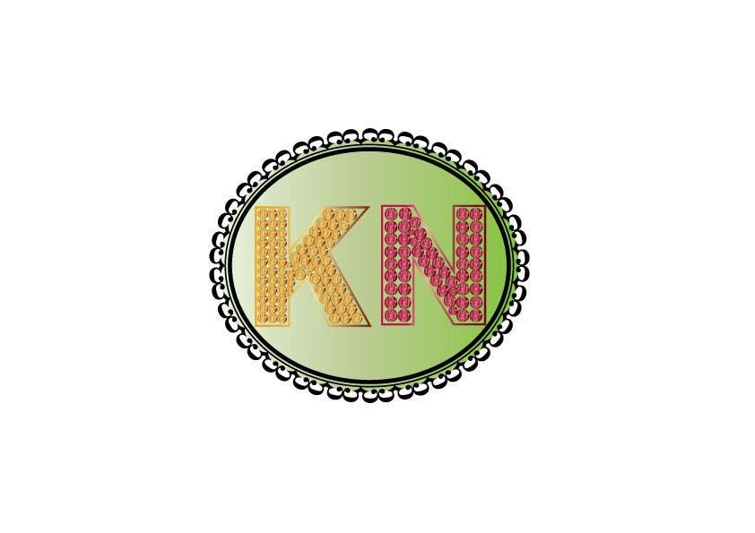Kilpailutyö #2 kilpailussa Logo Design for KN