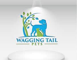 litonmiah3420 tarafından Logo Design for Wagging Tail Pets için no 63