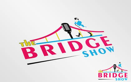 #311 for Design a Logo for the bridge by nasser3mad