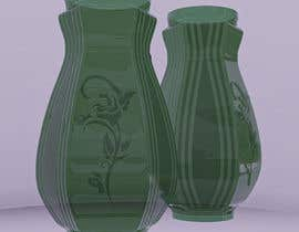 #29 for PROJECT 3D of two glass jars by chikooaz
