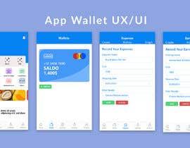 gustina200 tarafından App Wallet UX/UI  - Adobe XD için no 18