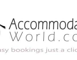 #15 for Design a Logo for Accommodation World by mustaphacheraim