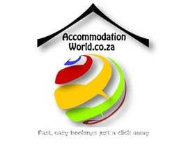 abdoualarcon tarafından Design a Logo for Accommodation World için no 17