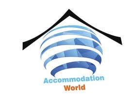 #24 for Design a Logo for Accommodation World by hiteshtalpada255