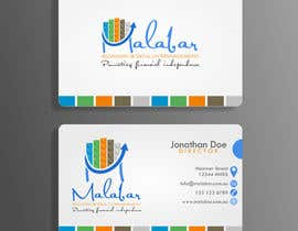 #65 para Develop a Corporate Identity for Malabar por anibaf11