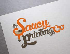 "nº 40 pour Design a Logo for "" The Saucy Printing Co. "" par obscuregear"