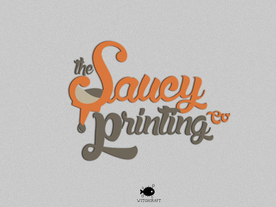 """Bài tham dự cuộc thi #47 cho Design a Logo for """" The Saucy Printing Co. """""""