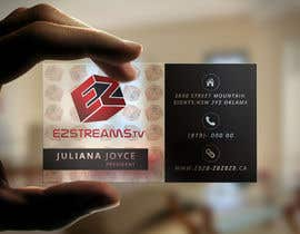 #58 untuk eye catching plasic business card oleh yassminbel