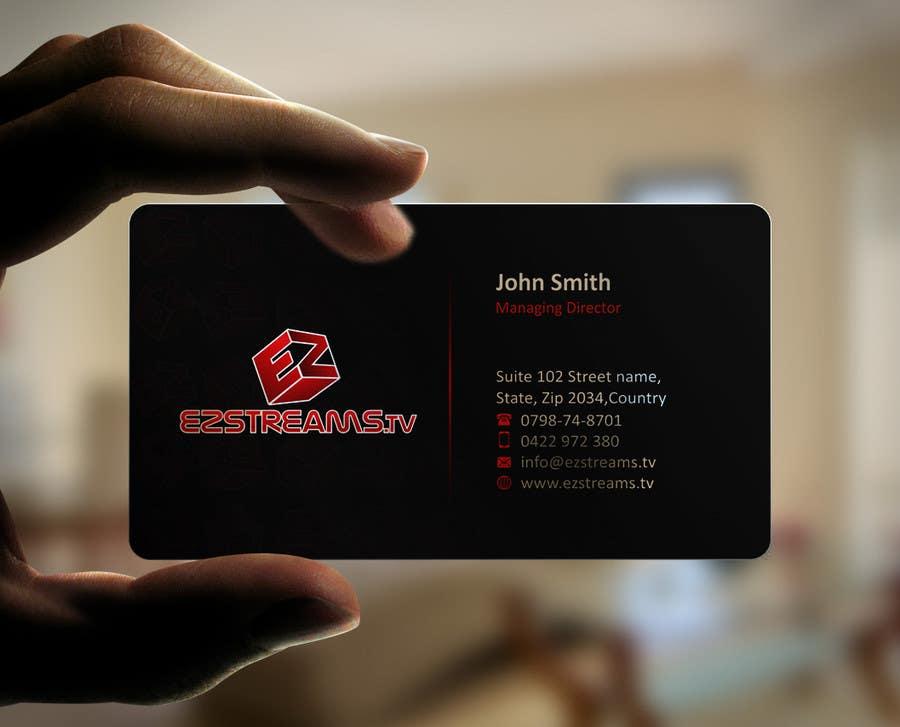 Konkurrenceindlæg #                                        50                                      for                                         eye catching plasic business card