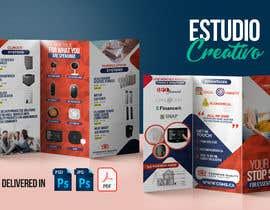 #3 untuk Redesign CQHS tri Fold Pamplet oleh EstudioCreativov
