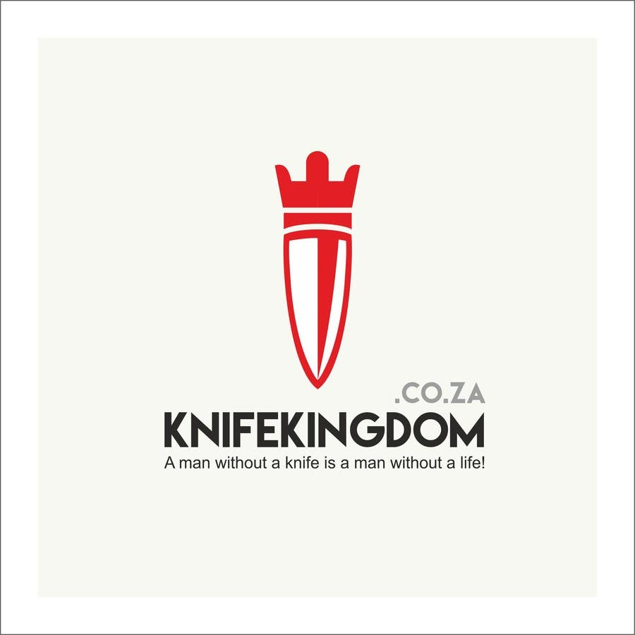Contest Entry #                                        13                                      for                                         Design a Logo for Knife Kingdom