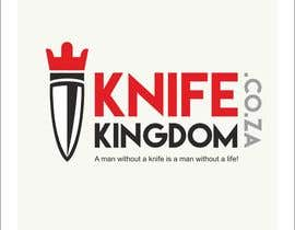#18 para Design a Logo for Knife Kingdom por MaxMi