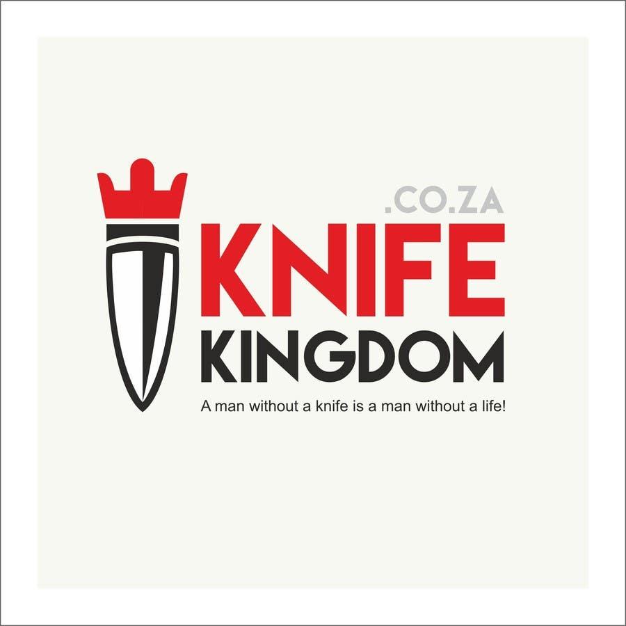 Contest Entry #                                        19                                      for                                         Design a Logo for Knife Kingdom
