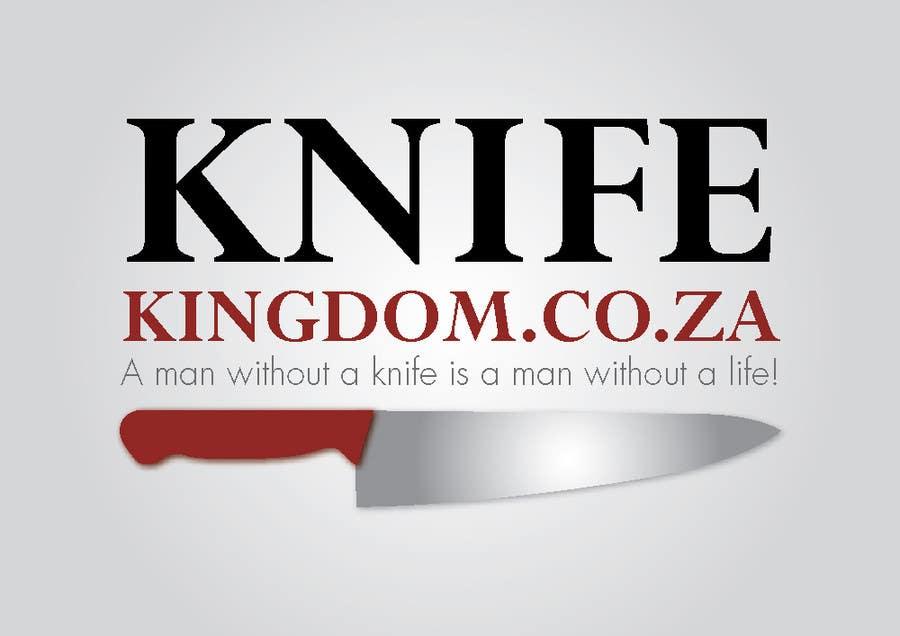 Contest Entry #                                        28                                      for                                         Design a Logo for Knife Kingdom