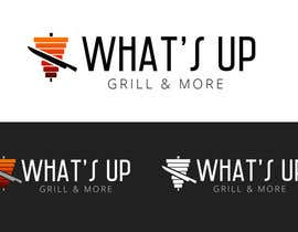 mediatenerife tarafından Design a Logo for brand Called (What's Up) grill & More için no 12