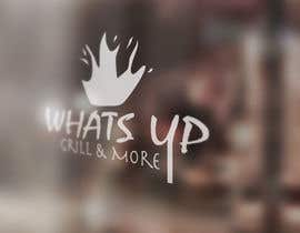 #3 untuk Design a Logo for brand Called (What's Up) grill & More oleh Keganmills16