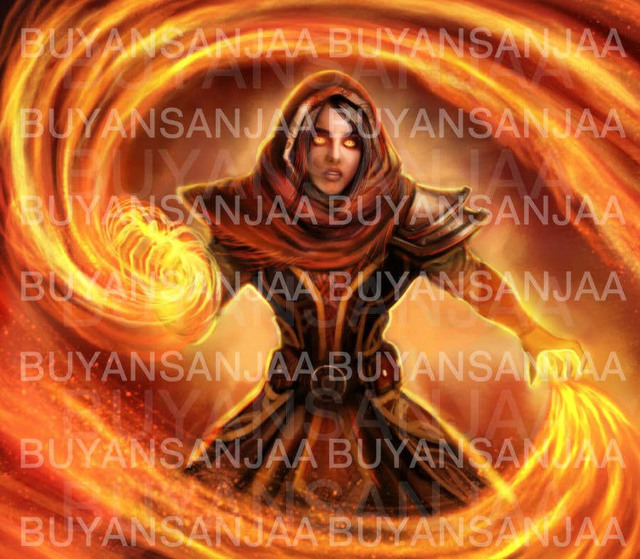 Konkurrenceindlæg #                                        43                                      for                                         Fantasy Card Game Art - Contest 12 (spells)